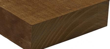 Kebony Clear RAP 45x150 mm rough sawn