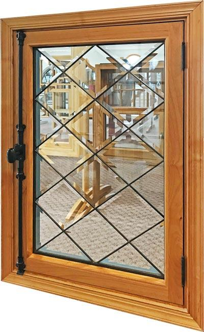Traditional Inswing Casements