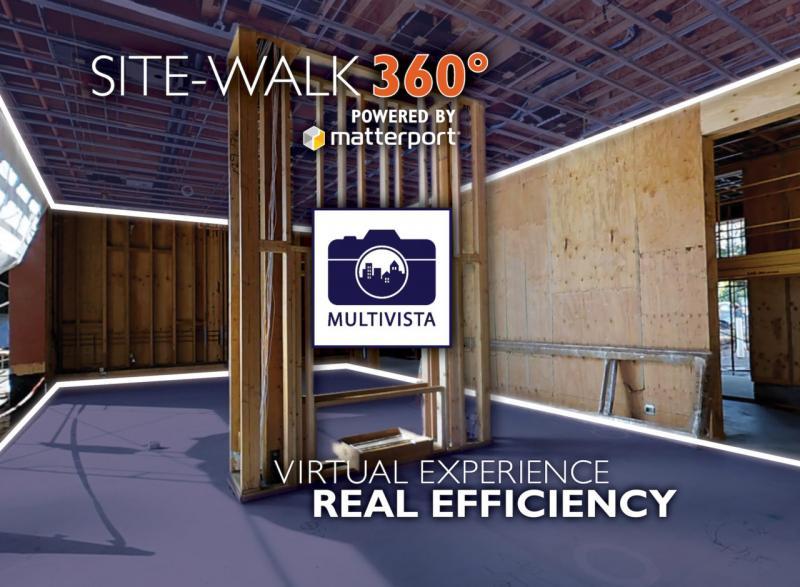 Construction Site 3D Virtual Walkthrough | Multivista