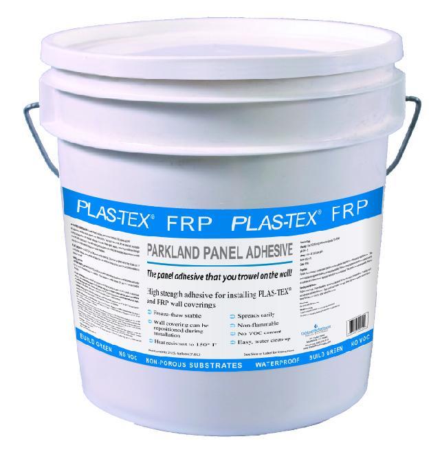 ParklandTM Panel Adhesives - parklandplastics.com