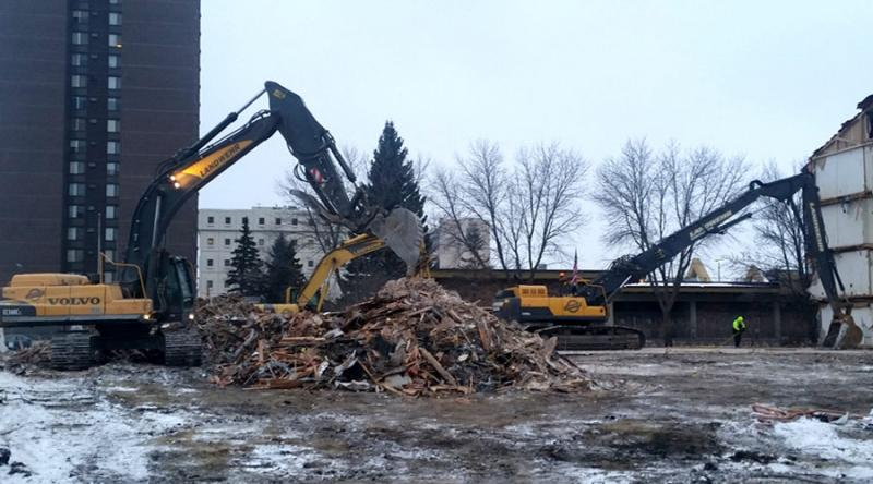 DEMOLITION | Building Demolition | Specialized Demolition & Cleaning