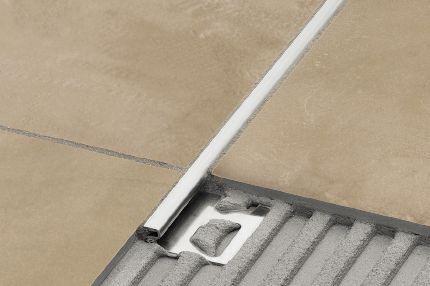 Schluter®-SCHIENE   Same-height Transitions   For Floors   Profiles   schluter.com