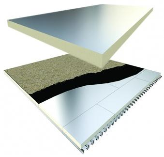 • H-Shield Foil - Hunter Panels - The Innovator of Polyiso Products