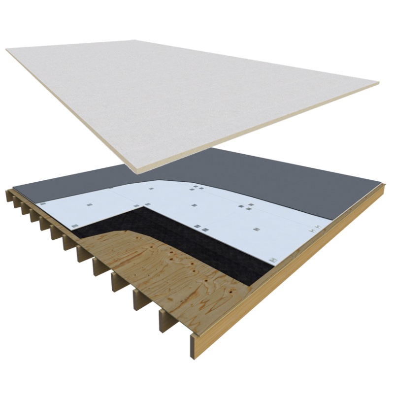 H-Shield HD FR - Hunter Panels - The Innovator of Polyiso Products