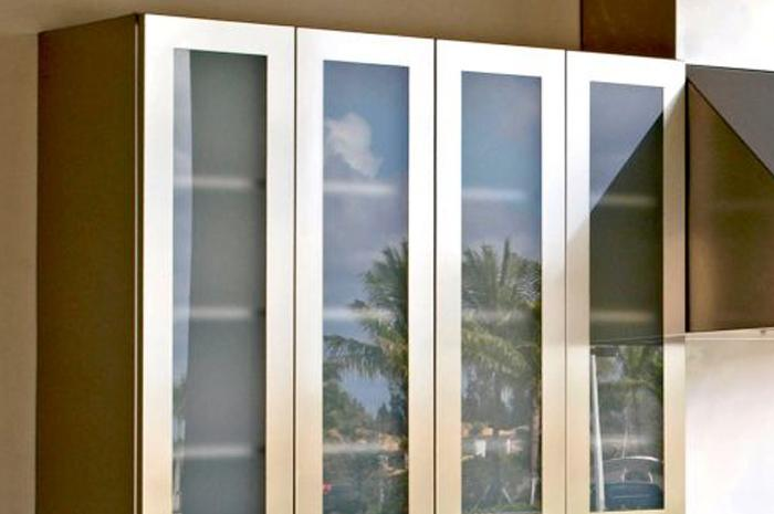 Outdoor Wall Cabinets