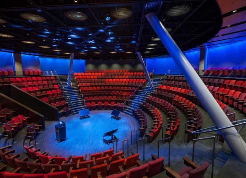 SkyDeck™ at Meditech - Photo Courtesy of Warren Jagger Photography / Design Architect: Payette Associates