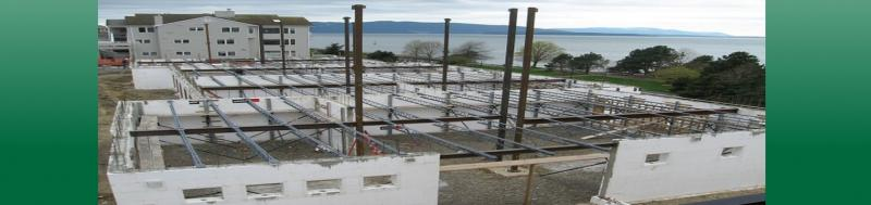 Insulated Concrete Forms (ICF)