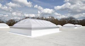 VELUX Dynamic Dome is an innovative product that balances the structural demands of industry professionals with an architecturally progressive design.
