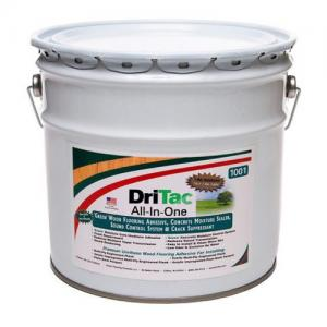 DriTac All-In-One Sound & Moisture Control Wood Flooring Adhesive