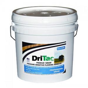 DriTac 5200 Premium Green Pressure Sensitive Flooring Adhesive