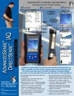 DirectSense IAQ Monitor (Indoor Air Quality Meter)