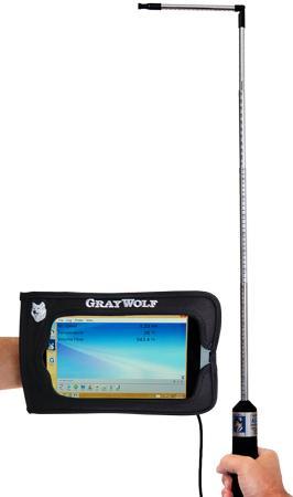 DirectSense AIR - Air Velocity Meter (Anemometer)