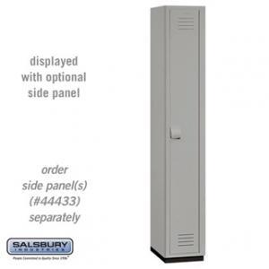 Single Tier Heavy Duty Plastic Locker