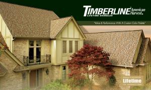 GAF | Timberline American Harvest Roofing Shingles