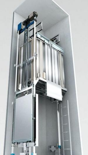 Schindler Elevator | Building and Design Suppliers Directory