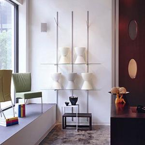 Wall Mounted Standards | Rakks Shelving