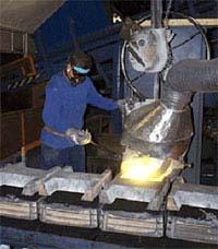 Bronze Craft: Custom Bronze, Aluminum, Brass Casting; Non-Ferrous