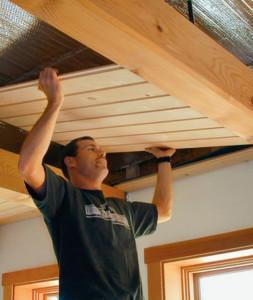Floor & Ceiling Systems | Bensonwood