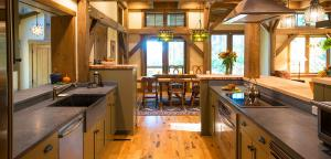 Timber Frame Homes and Structures | Bensonwood