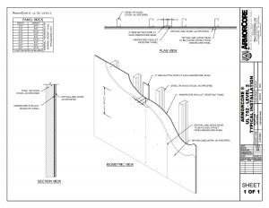 UL 752 Level 2 Fiberglass - Level 2 Bullet Resistant Glass | ArmorCore®