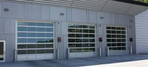 Commercial and industrial garage doors with first-rate materials [[]] GAREX