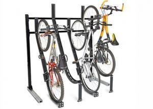 RampRack Semi-Vertical Bike Rack