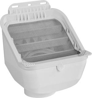 Rain Harvesting Pty Leaf Eater Advanced Downspout Filter - Rainwater Collection and Stormwater Management