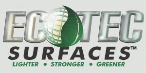 EcoTec Surfaces™ Sustainable Solid Surface