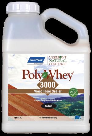 Vermont Natural Coatings PolyWhey 3000 Wood Floor Sealer