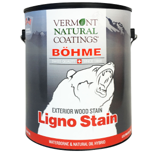 Bohme Ligno Exterior Wood Stain