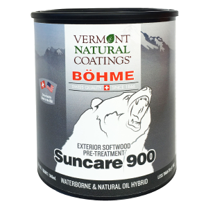 Bohme Suncare 900 - Exterior softwood pre-treatment