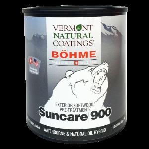 Bohme Suncare 900 - Exterior softwood pre-treatment