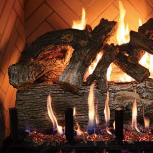 Isoflames Premium Log Set |