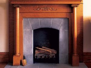 Soapstone Fireplaces – Vermont Soapstone