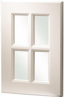 Glass Paneled Doors - Dover Woods