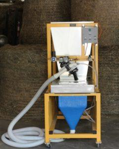 Bio-Material Spray-up Unit | Sunstrand Sustainable Materials
