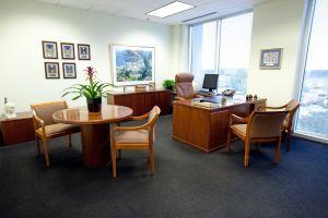 Wood Refinishing for Used and Pre-Owned Office Furniture - Refinish Used Office Furniture - Conklin Office Furniture