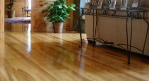 Ash Wide Plank Flooring