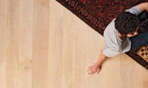 Maple Wide Plank Flooring