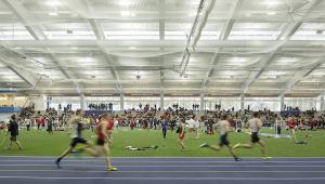 Middlebury College Virtue Field House and Athletic District Plan – Sasaki