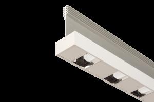 T-BAR LED Cut-Off Reflector