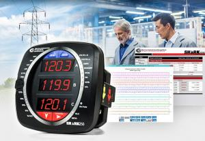 Shark 250 Power and Energy Meter for Utility and Critical Industrial Substations - Electro Industries