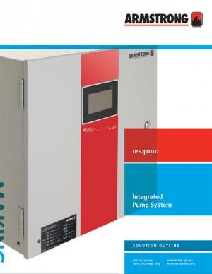 Design Envelope 4000 Integrated Pumping System