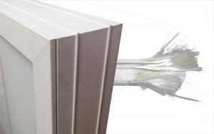 Clima-Tite™ Translucent Wall System with Pultruded Fiberglass Framing