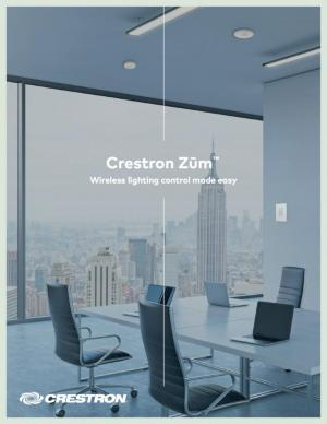 Crestron Zūm™