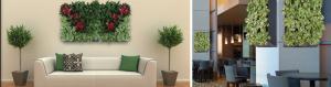 Living Walls Indoor Office Plants Plantasia Interiors RI MA