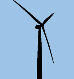 Pecos Wind Power | Wind Turbines for Schools, Businesses, and Towns | Turbine