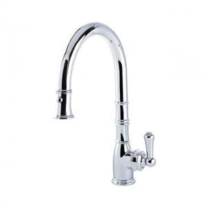Aquitaine Pull Down Rinse Tap