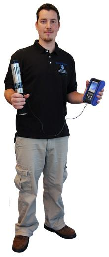 GrayWolf's DirectSense TOX advanced, portable Toxic Gas Meter (multi-gas monitor)