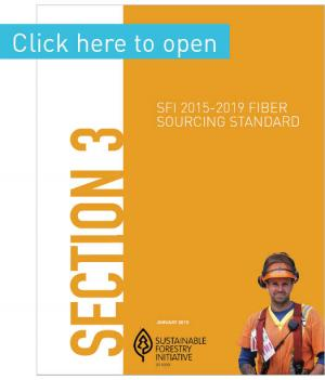 Fiber Sourcing Standard - SFI